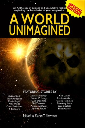 A World Unimagined short stories anthology science fiction sci-fi