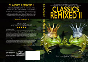 Classics ReMixed Vol. II anthology by Left Hand Publishers
