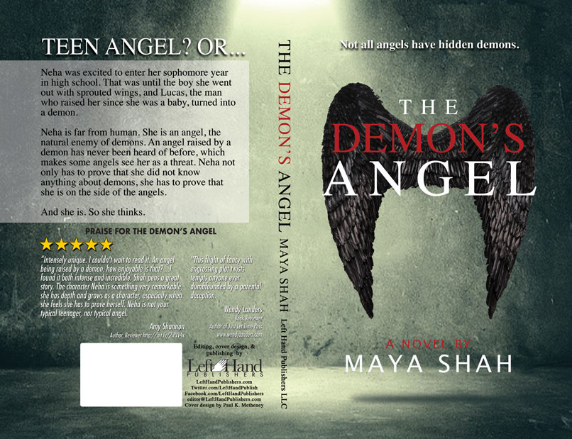 The Demons Angel by Maya Shah