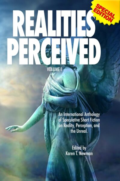 Realities Perceived short stories anthology science fiction sci-fi
