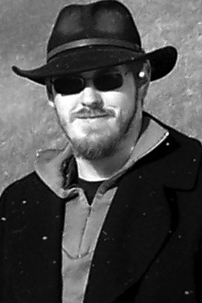 Jason Allard, featured author for Left Hand Publishers